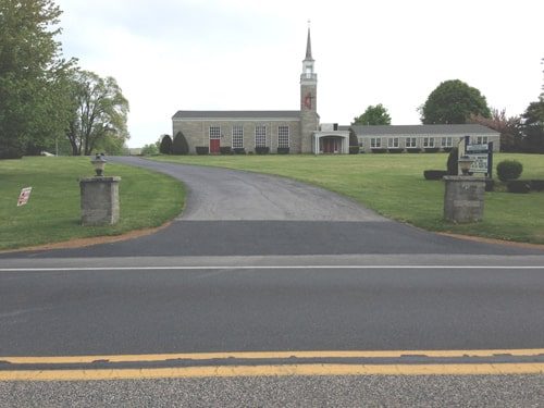 commercial-paving-at-church-lewisberry-pa