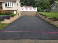 paving-job-in-newberrytown-pa-