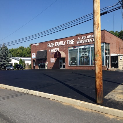 commercial-paving-farr-family-tire-and-wheel-camp-hill-pa