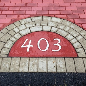 Checkout Our Street Print For Your Driveway