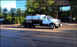 petro-matting for superior asphalt paving results