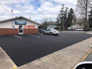 highspire parking lot