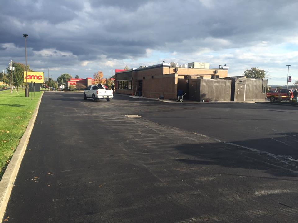 new wendy's allentown pa parking lot