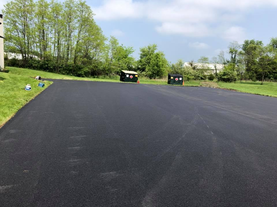 image of parking lot paving and jefferson paving