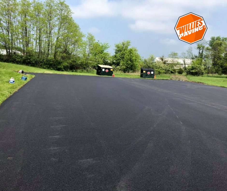 Paving Contractor York PA for York paving