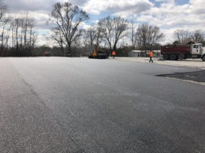 paving contractor carlisle parking lot services