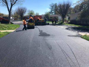 asphalt paving contractors in york