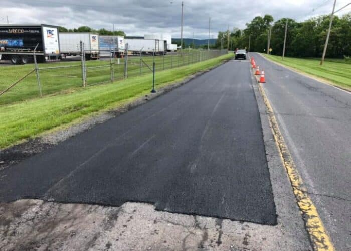 What Are The Best Asphalt Repairs For Driveways | Willies Paving