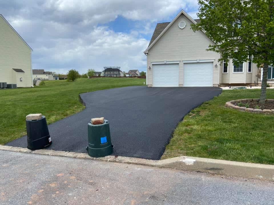 repaving your driveway