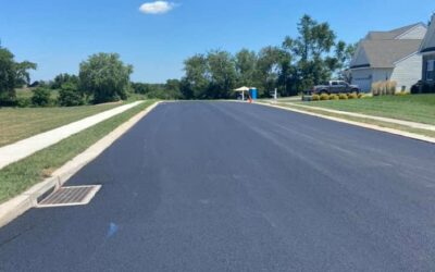 Difference With Blacktop vs Concrete